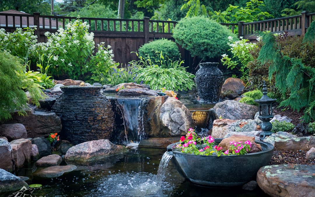 What Water Feature is Best for My Garden?